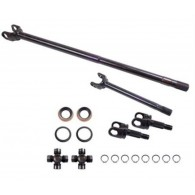 Axle Shaft Kit, Front; 07-18 Jeep Wrangler JK/JKU, for Dana 30