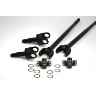 Front Axle Shaft Kit, 07-15 Jeep Wrangler Rubicon with Dana 44