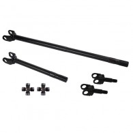Axle Shaft Kit, Front; 03-06 Jeep Wrangler Rubicon TJ/LJ, for Dana 44