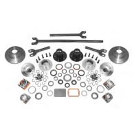 Manual Locking Hub Conver Kit, 84-06 Jeep Cherokee (XJ) Wrangler YJ/TJ