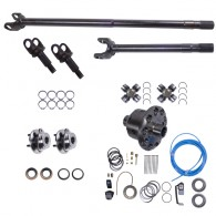 Axle Shaft Kit with ARB Air Locker; 92-06 Jeep Models, Grande 30 Front