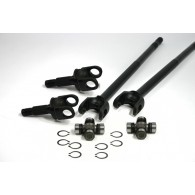 Axle Shaft Kit; 03-06 Jeep Wrangler Rubicon, for Dana 44 Front