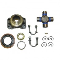 Yoke Conversion Kit, 84-02 Jeep XJ Cherokee and Wrangler with dana 35