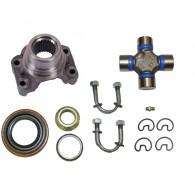 Yoke Conversion Kit, AMC 20; 72-86 Jeep CJ5/CJ7/CJ8
