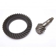 Ring and Pinion, 5.38 Ratio, for Dana 44 Front; 07-17 Jeep Wrangler JK