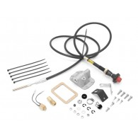 Differential Cable Lock Kit; 85-93 Dodge Ramchargers
