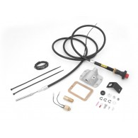 Differential Cable Lock Kit, 84-95 Jeep Cherokee and Wrangler