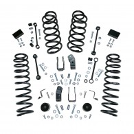 Suspension Lift Kit, 2.5 Inch; 18-19 Wrangler Unlimited JLU, 4 Door