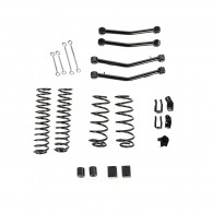 """4"""" Lift Kit Without Shocks, With Arms, 18-19 Jeep Wrangler JL, 4 Door"""