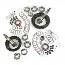 Ring and Pinion Kit, 5.13 Ratio; 07-18 Jeep Wrangler, for Dana 30/44