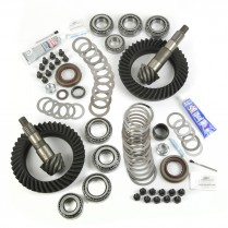 Ring and Pinion Kit, 5.38 Ratio; 07-18 Jeep Wrangler, for Dana 44/44
