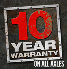 best axle warranty